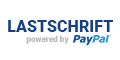 Laschrift by PayPal